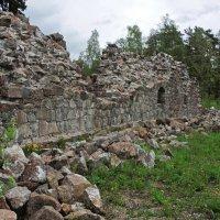 Старая крепость :: Мария Кондрашова