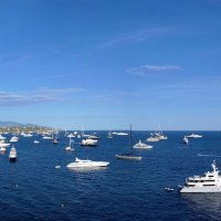 Monaco Yacht Show 2015 :: Олег Доможиров
