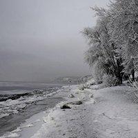 19.12.15г. Холодно. (Волга встает...) :: Алекс Б-в