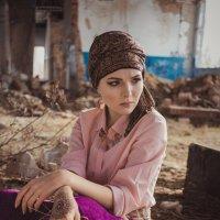 Фото для проекта Das Modell :: Наталья Отраковская
