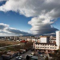 почти Кракатау :: Валерий Дворников