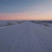 Дорога длинная....... :: Олег Кулябин
