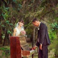Пианино в парке. :: Полина Филиппова
