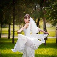 Счастливая невеста. :: Полина Филиппова