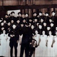 Хор Заполярного военного округа. 1961 год :: Нина Корешкова