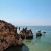 Algarve. Белеет парус одинокий. :: Eduard .
