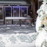 снеговик :: Валерия Ширковцова