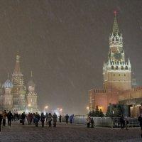 Москва предновогодняя. Красная площадь. :: Larisa