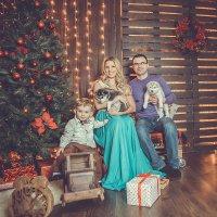 новогодняя семья :: Екатерина Кузьмина