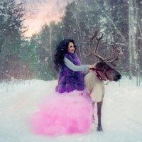Декабрь :: Елена Инютина
