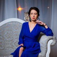 Сова повелительница :: Анастасия Головко