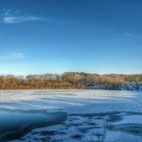 Узоры на льду :: Милешкин Владимир Алексеевич