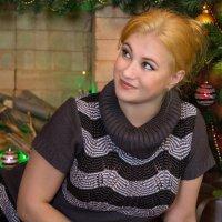 Новый год, радость нам несёт! )) :: Райская птица Бородина