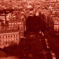 Париж... (неузнаваем 2 ) :: Юрий Журавлев