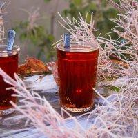 Чай на морозце :: Сергей Чиняев