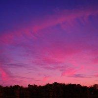 Розовый закат... :: Buba-1_2M Исаков