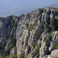 Вид на Северную Демерджи и Ангарскую долину :: Юрий Цыплятников