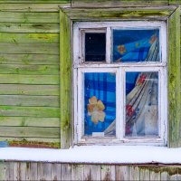 Окно... :: Влад Никишин