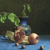 гранаты карлик и обычный :: alexandr lin