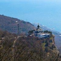 Церковь Воскресения Христова, Форос. :: Zinaida Belaniuk