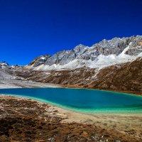 горы в Даочэн :: chinaguide Ся