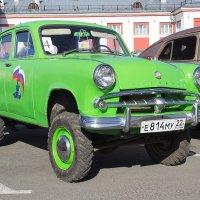 Москвич-410 :: Игорь Ломакин