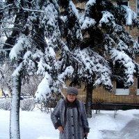 Как-то под Новый год :: Елена Семигина