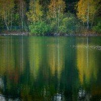 Изумрудное озеро :: Alexander