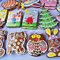 Новогодние прянички. :: Валерия Комова