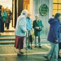 Dublin theatre :: Егор Стаселько