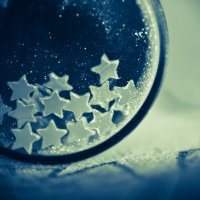 звёзды в бутылке :: Валентин Ларионов