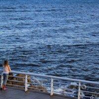Прогулка по морю.. :: Катя Медведева
