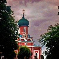 Преображенский собор в Тихвине (Ленинградская область) :: Сергей Кочнев