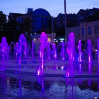 Ростовский поющий фонтан :: Анна Троянова
