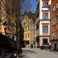 На улицах Стокгольма :: Андрей Илларионов
