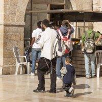 Иерусалим. У стены плача :: Вадим Лячиков