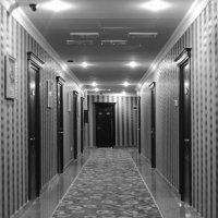 коридор гостиницы :: Vana Harutyunyan