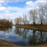 Зеркало весны :: galina tihonova