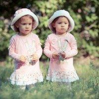 Таня и Валя :: Светлана Кукурузова