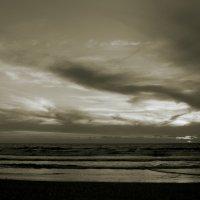 Закат на море :: Lidiya Dmitrieva