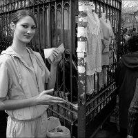 РЫНОЧНЫЕ ОТНОШЕНИЯ: Простая Российская Девушка-Манекен :: Андрей Пашис