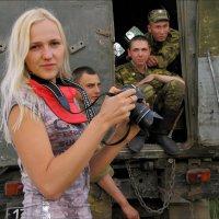 ФОТОШКОЛА. Фотографировать Солдат :: Андрей Пашис