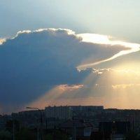 облако-крокодил:) :: Юлия Sun