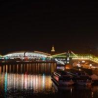 Московский мост :: ГАЛИНА ЧАЛОВА