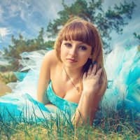 Настя :: Александра Янголенко
