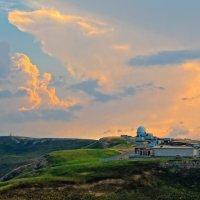 Солнечная обсерватория :: Владимир Богославцев(ua6hvk)
