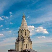 Церковь в парке Коломенское :: Aleksey Donskov