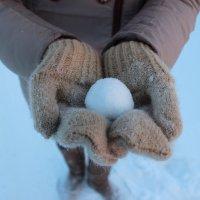 Снег :: Данил Лунев