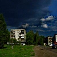 перед дождём :: Сергей Кочнев
