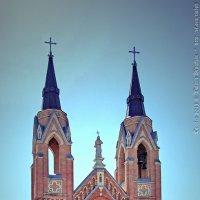 Римско-католический костёл в Тамбове :: Дмитрий Илюхин